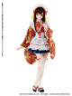 AZONE/Iris Collect/Iris Collect(アイリス コレクト) スミレ ~WABI-SABI Maid girl~ AOD516-SWM