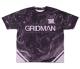 SSSS.GRIDMAN/SSSS.GRIDMAN/新条アカネ 両面フルグラフィックTシャツ