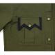 フルメタル・パニック!/フルメタル・パニック!IV/ミスリル野戦服デザインシャツ