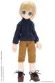 AZONE/ピコニーモコスチューム/PIC240【1/12サイズドール用】1/12 フィッシャーマンズハイネックセーター