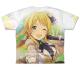 THE IDOLM@STER/アイドルマスター シャイニーカラーズ/【金色の元気いっぱいガール】 八宮めぐる 両面フルグラフィックTシャツ