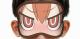 上野さんは不器用/上野さんは不器用/上野さん アイマスク