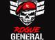新日本プロレスリング/新日本プロレスリング/バッドラック・ファレ「THE ROGUE GENERAL」Tシャツ