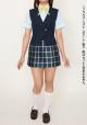 ラブライブ!/ラブライブ!虹ヶ咲学園スクールアイドル同好会/虹ヶ咲学園女子制服 夏服リボン(1年)