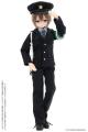 AZONE/Pureneemo Original Costume/POC455-NVY【1/6サイズドール用】PNS 男性警察官セット