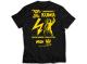 新日本プロレスリング/新日本プロレスリング/新日本プロレス×鉄拳「SHO×TEKKEN KUMA」Tシャツ(ブラック×イエロー)