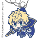 Fate/Fate/Grand Order/セイバー/アーサー・ペンドラゴン つままれキーホルダー