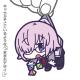 Fate/Fate/Grand Order/シールダー/マシュ・キリエライト 私服Ver. つままれキーホルダー