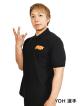 新日本プロレスリング/新日本プロレスリング/CHAOS ポロシャツ