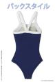 AZONE/Pureneemo Original Costume/PNM188-NVW【1/6サイズドール用】PNM スクール水着II
