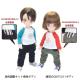 オビツ製作所/Obitsu Body/オビツ11用 ラグランTシャツ/サルエルパンツセット