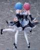 Re:ゼロから始める異世界生活/Re:ゼロから始める異世界生活/レム&ラム Twins Ver. 1/7 PVC製塗装済み完成品