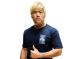 新日本プロレスリング/新日本プロレスリング/SANADA×HONGOLIAN TEE(ネイビー)