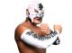 新日本プロレスリング/新日本プロレスリング/BUSHI アームバンド(2個1セット)(ブラック×ホワイト・ホワイト×ブラック)