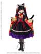 AZONE/ブラックレイヴンシリーズ/ブラックレイヴンシリーズ リリア~大正浪漫~黒猫 AOD502-LTY