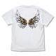 白猫プロジェクト/白猫プロジェクト/男気天使ルカの守ったらーい!! Tシャツ
