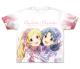 THE IDOLM@STER/アイドルマスター ミリオンライブ!/Charlotte・Charlotte 両面フルグラフィックTシャツ