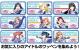 ラブライブ!/ラブライブ!サンシャイン!!The School Idol Movie Over the Rainbow/黒澤ルビィ 脱着式フルカラーワッペン Over the Rainbow