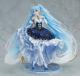 初音ミク/初音ミク/雪ミク Snow Princess Ver. 1/7 ABS&PVC 塗装済み完成品