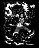 ONE PIECE/ワンピース/ルフィ スネイクマン ジップパーカー