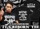 新日本プロレスリング/新日本プロレスリング/石森太二「It's Reborn」Tシャツ