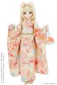 AZONE/Pureneemo Original Costume/FFC005【45/48cmドール用】45 振袖セット~華時雨~