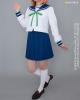 恋する小惑星/恋する小惑星/星咲高校女子制服冬服ブラウスセット