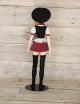 メーカーオリジナル/Little World × DollHearts/DH/OB50-10【45~50cmドール用】チェックスクールセット
