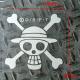 ONE PIECE/ワンピース/ルフィ海賊旗カッティングステッカー