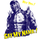 北斗の拳/北斗の拳/SAY MY NAME!Tシャツ
