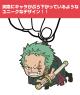 ONE PIECE/ワンピース/ゾロつままれキーホルダー