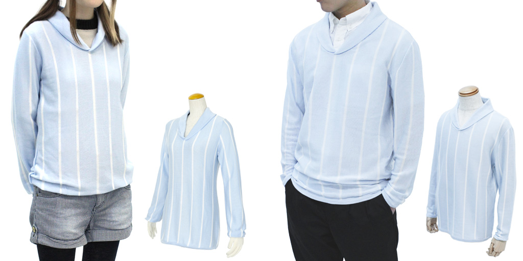 [予約開始]『ガールズ&パンツァー 劇場版』ミカたちが着用している継続高校のセーターが登場!