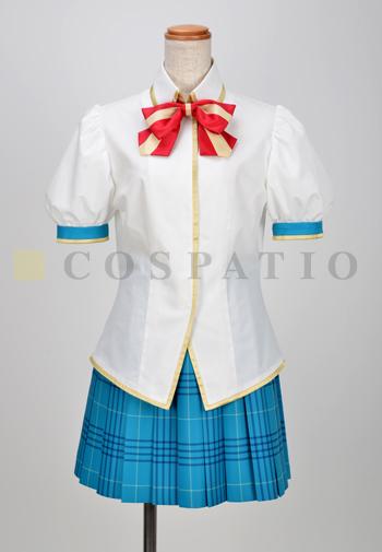 【コスパティオ ジーストア・アキバ店】「GJ部」女子制服、期間限定で展示決定!