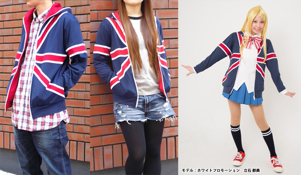 『ハロー!!きんいろモザイク』から、「九条カレンパーカー」「女子制服」の追加再生産が決定!
