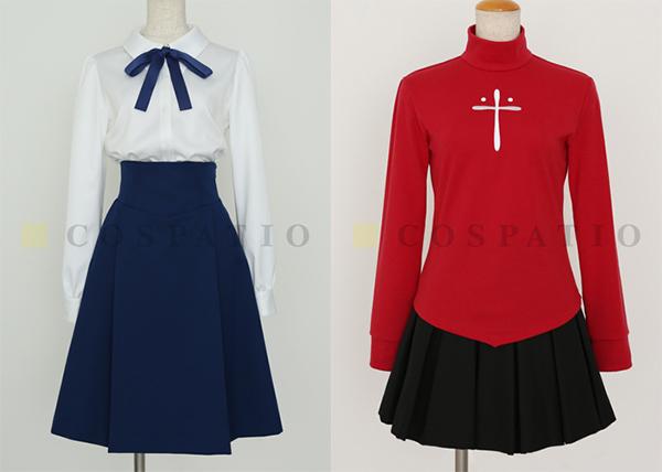 【コスパティオ秋葉原本店】『Fate/stay night [UBW]』公式衣装を期間限定で展示決定!