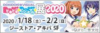 ドキドキ★ビジュアル★展覧会2020