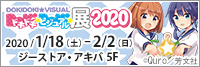 ドキドキ★ビジュアル★展覧会2019秋