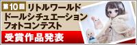 第10回リトルワールド ドールシチュエ―ションフォトコンテスト開催!
