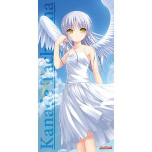 アクシアマイクロファイバーバスタオル AngelBeats! かなで