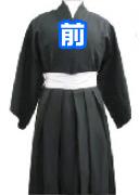 死覇装 袴の着付け方1