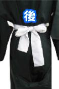 死覇装 袴の着付け方2