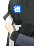 死覇装 袴の着付け方4