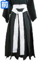 死覇装 袴の着付け方5