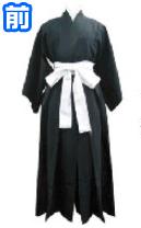 死覇装 袴の着付け方6