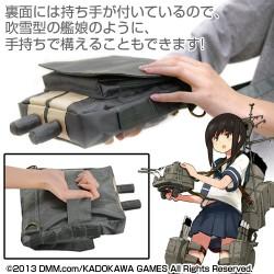 艦隊これくしょん -艦これ-/艦隊これくしょん -艦これ-/12.7cm連装砲バッグ