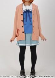 境界の彼方/境界の彼方/長月市立高等学校女子制服 スカート