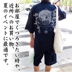 きんいろモザイク/きんいろモザイク/★限定★九条カレン甚平