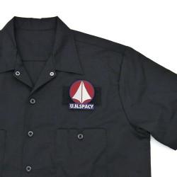 超時空要塞マクロス/超時空要塞マクロス/統合軍脱着式ワッペン