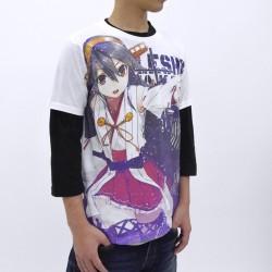 艦隊これくしょん -艦これ-/艦隊これくしょん -艦これ-/榛名改二フルグラフィックTシャツ
