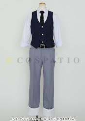 暗殺教室/暗殺教室/私立椚ヶ丘中学校男子制服 パンツ カーゴタイプ